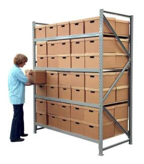 Long Span Shelving 2M H X 600mm D X 3.6M Wide 4 Shelves Special Kewdale Belmont Area Preview