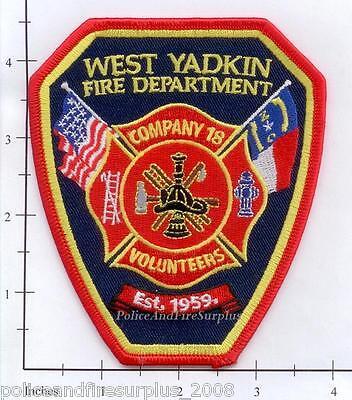 North Carolina - West Yadkin Station 18 NC Fire Patch v3