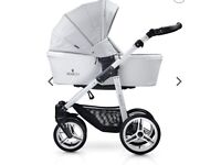 Venicci Prestige Edition 3 in 1 (carrycot, pushchair and car seat)