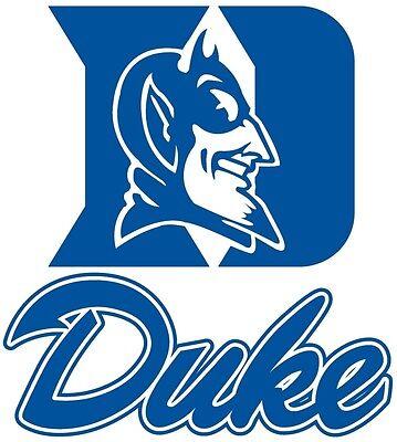 Duke Blue Devils # 10 - 8 x 10 - T Shirt Iron On Transfer