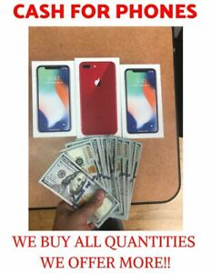 We ✔BUY✔ used phones * IPHONE 7 PLUS 8 PLUS X XMAX XSMAX XR*