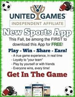 Looking for Independent Affiliates for Sports App Launch!