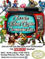 Video Game Championships - Game swap, tournaments, draws & more!