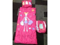 Shopping Made Girls Sleeping Bag