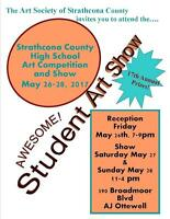 High School Student Art Competition, Show and Sale