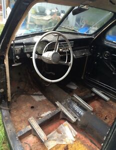 1957 Volvo 444 * project car