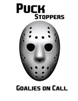 Puck stoppers-Calgarys #1 rent a goalie with 50+ goalies
