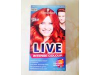 Real Red Live Intense Color Hair Dye