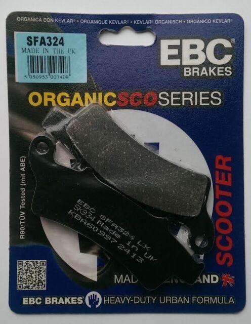 Aprilia Atlantic 200 (2003 to 2005) EBC Kevlar FRONT Brake Pads (SFA324)