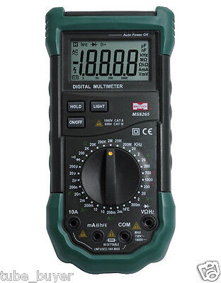 Mastech Ms8265 4 12 Digital Multimeter