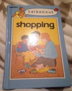 Ladybird Book,talk about Shopping