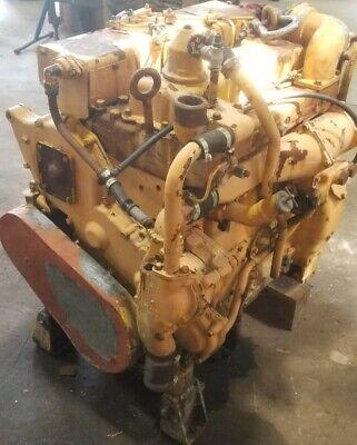 Caterpillar Cat D330 Engine Industrial Generator D330 Turbo Low Hours