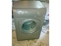 HOTPOINT TUMBLE DRYER(SILVER)