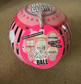 Soap & Glory Glow Ball BRAND NEW