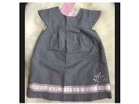 Girls Designer Escada Dress BNWT Age 18months