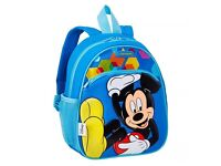Brand New Mickey Mouse backpack