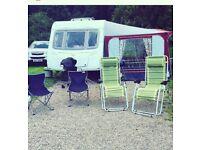 Swift Carisma 570 6 berth caravan