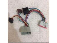 Ford Fiesta SOT lead parrot adaptor