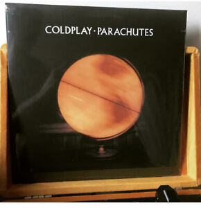 Coldplay Parachute Vinyl - Unopened