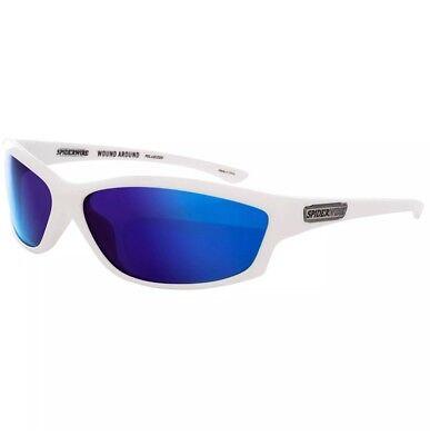 a6f78af589 SpiderWire Wound Around Sunglasses Polarized White
