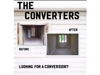 The Converters - Garage/Loft Conversions, Kitchen & Bathroom Renovations