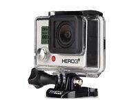 GoPro HERO3+ Silver Edition Camera bundle