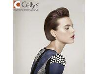 HAIRDRESSER/STYLIST REQUIRED FOR CELLY'S CHELTENHAM