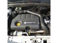 1.7 Cdti Astra Engine Corsa / Combo / Meriva Z17DTH Diesel 2004-11 Engine