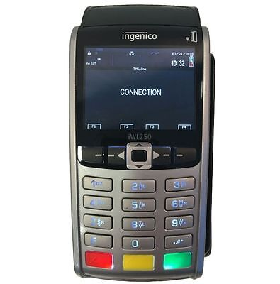 Ingenico Iwl255 3g Wireless Terminal - Just 98 Free Shipping