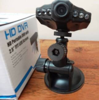 32GB Portable In-Car Camera Dash DVR Car Video Vehicle HD Recorde New Farm Brisbane North East Preview