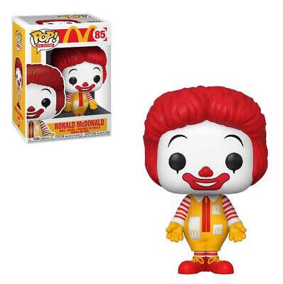 Funko Pop! Ad Icons: McDonald's - RONALD MCDONALD #85