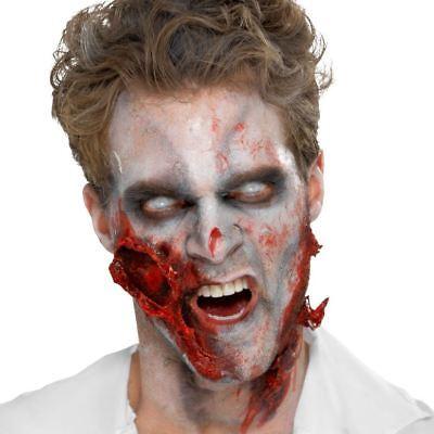 Halloween Special Effect Make Up Wound Flesh Scar Adhesive (Liquid Latex Halloween Zombie)
