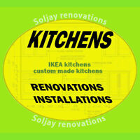 KITCHENS and Bathroom remodeling & other home repairs