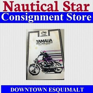 CALMER MANUAL YAMAHA 1968-1978  ENDURO MOTOCROSS 80CC TO 175CC
