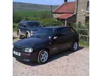 1991 Vauxhall nova gsi replica