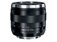 Carl Zeiss 50mm f/2.0 Makro-Planar ZE Macro Lens for Canon EF Mount SLRs