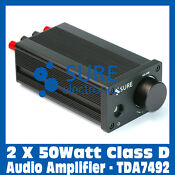 50 Watt Amplifier