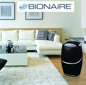 USED* BIONAIRE 42-PINT DEHUMIDIFIER - 105161318 - BLACK - PURE QUIET