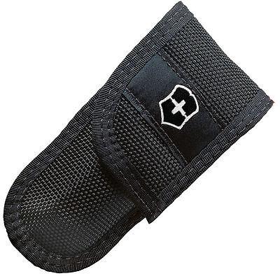 Victorinox Large Black Cordura Belt Pouch Vn33229