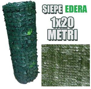 Siepe arella stuoia sintetica artificiale finta foglia for Siepe edera artificiale