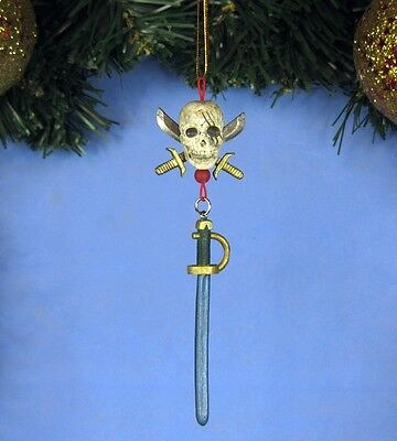 Decoration Ornament Party Xmas Tree Home Decor PIRATES OF THE CARIBBEAN *N89 ()
