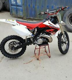 Cr 250 2003 not kxf rmz ktm crf