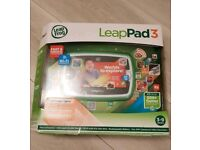 Leap pad 3 wuth frozen game