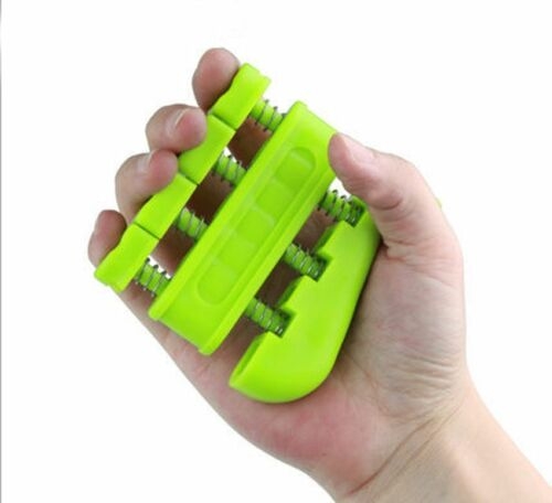 Zither Guitar Hand Forearm Finger Power Exerciser Grip Tension Strength Training 3
