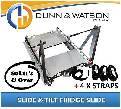 Used, Slide & Tilt Fridge Slide - 80Ltr & Over (Waeco, Engel, ARB, Heavy Duty) for sale  Shipping to Canada