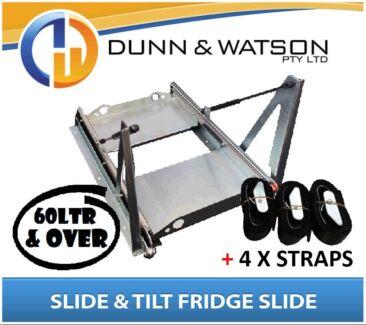 Dunn & Watson - Slide & Tilt Fridge Slide (Engel, Waeco, ARB)