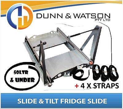 Slide & Tilt Fridge Slide - 50Ltr & Under (Waeco, Engel, ARB, Heavy Duty) for sale  Shipping to Canada