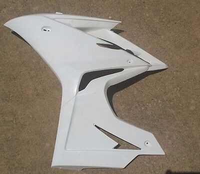13 14 15 Triumph Daytona 675 R Left Side Upper Fairing Cowl Plastic NEW