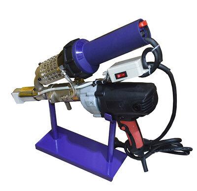 Free Shipping 220v Handheld Plastic Extrusion Welding Machine Extruder Welder