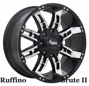 Hardcore Ruffino Off-road rims from ONLY $239 each !!
